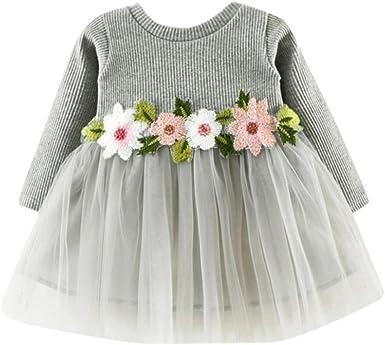 Hot Toddler Kid Baby Girl Floral Skirt Dress Party Princess Wedding Tutu Dresses