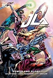 Justice League of America: Power & Glory (Jla (Justice League of America))
