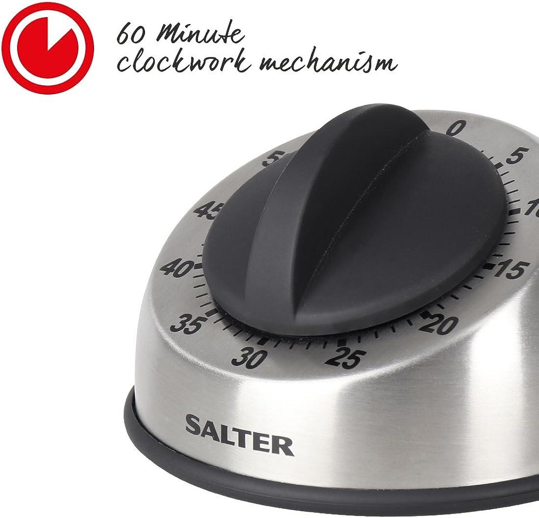 Salter Mechanical Kitchen Wind Up Timer