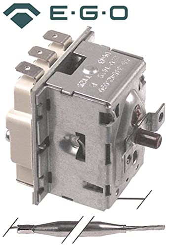 Seguridad Termostato EGO Tipo 55.32555.800 para fritura
