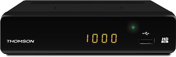 Thomson THT 504 + PLUS - Sintonizador de TV: Amazon.es: Electrónica