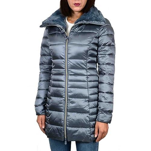 SAVE THE DUCK - Abrigo - para mujer gris Grigio cenere