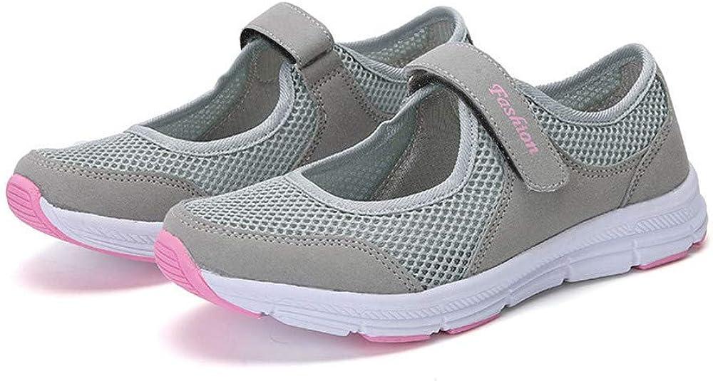 iHAZA Mode Femmes des Chaussures /Ét/é des Sandales Anti Cale/çon Aptitude Fonctionnement des Sports des Chaussures