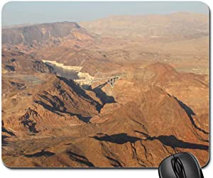 Mouse Pad - Hoover Dam Las Vegas Arizona Dam Lake Nevada