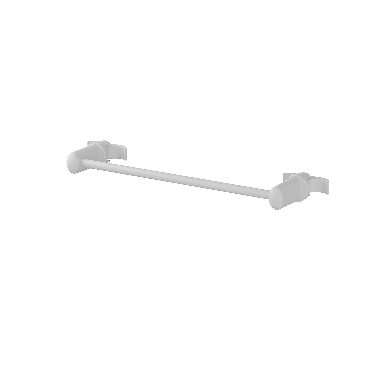 Handy Linear 315 - Portatoallas - No agujereas más los azulejos y no sirve el pegamento, porque se fija directamente sobre tu radiador a columnas de acero ...