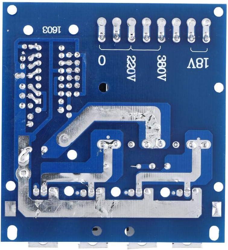 etc ASHATA 500W Inverter Boost Board Transformer Power DC 12V//24V to AC 18V 0-220V-380V Inverter Boost Module Board for Field Night Market Vendors