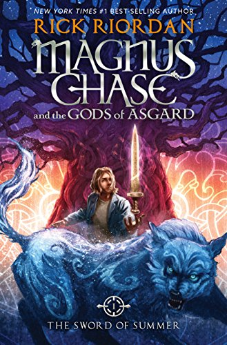 Magnus Chase and the Gods of Asgard, Book 1: The Sword of Summer (Magna Page)
