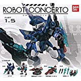 ROBOT CONCERTO ロボット・コンチェルト PART1.5 全5種セット