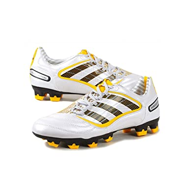 c383114f5 ... store adidas predator x absolion firm ground football boots white dk  brown yellow 25f6b aa033