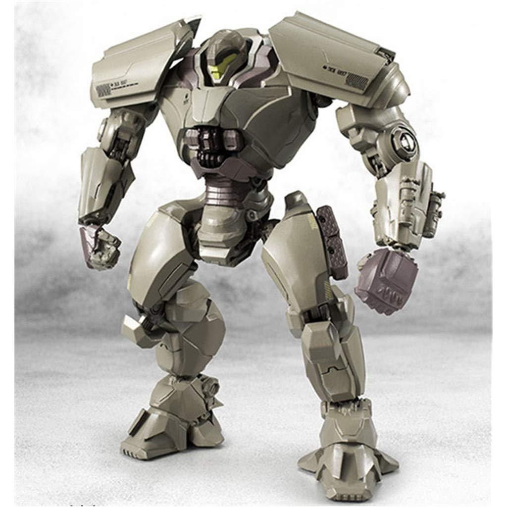 WSWJJXB Anime Modell Hand Handwerk Ring Pacific 2 Eisen Handgelenk Phoenix Roboter Modell Spielzeug