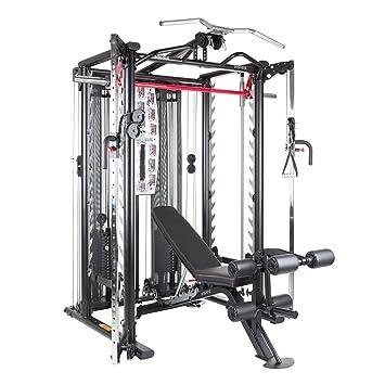 Multiestación de musculación SCS Smith Cage INSPIRE by HAMMER-Semi ...