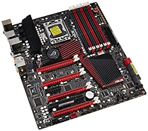 Asus Rampage III Extreme - Placa base Intel (zócalo 1366, X58, memoria DDR3, ATX)