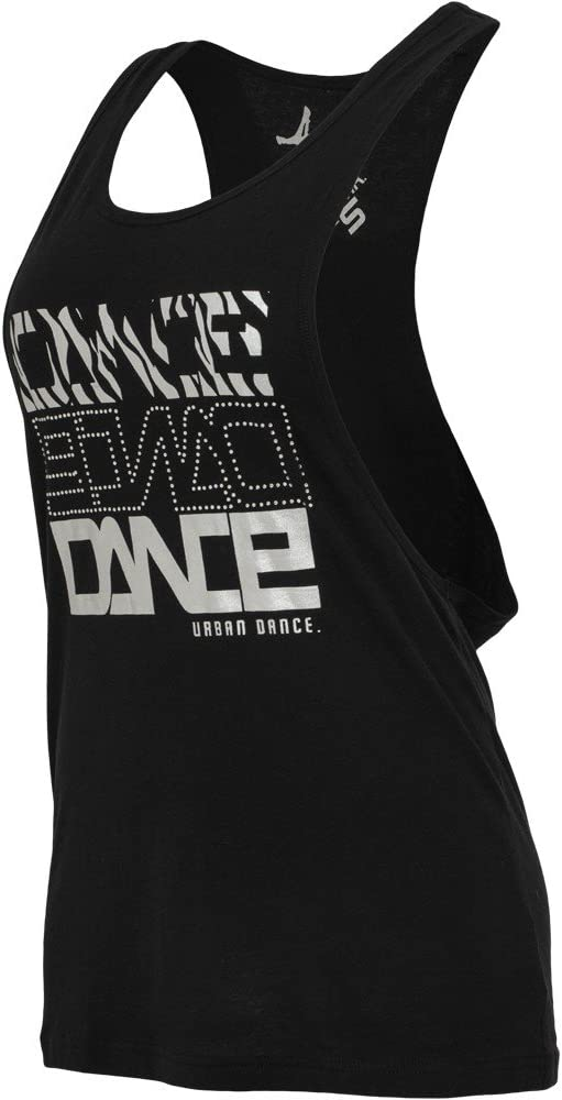 Urban Dance Womens Dance Tanktop Sports Tank Top