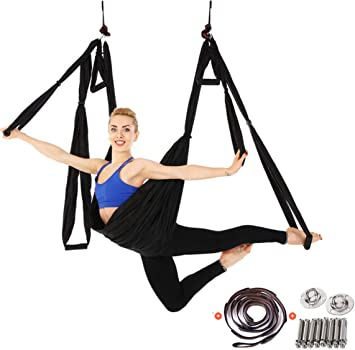 Amazon.com: ysber – Antena trapecio de Yoga/Sling de ...