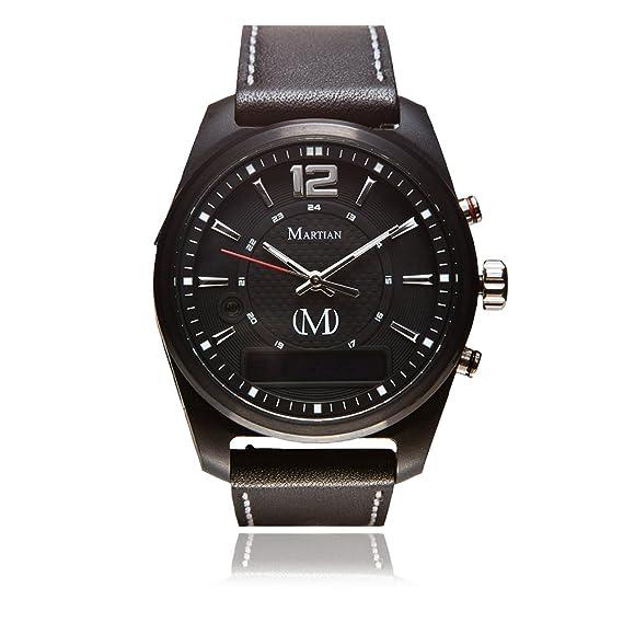 amazon com martian mvoice smartwatches with amazon alexa analog