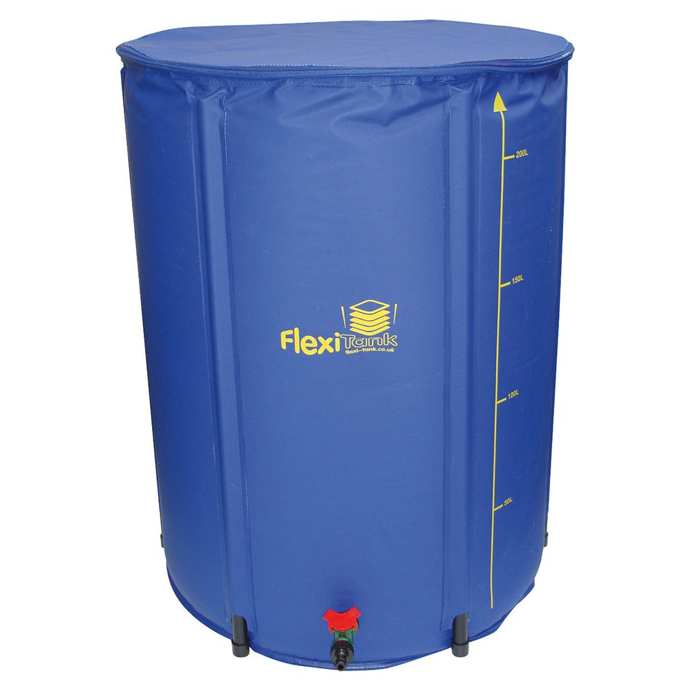 Auto Pot 225 L FlexiTank flexibler Wassertank blau