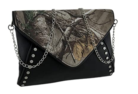 060d289c8a38 Image Unavailable. Image not available for. Color  RealTree Xtra Camo Clutch  Style Crossbody Bag ...