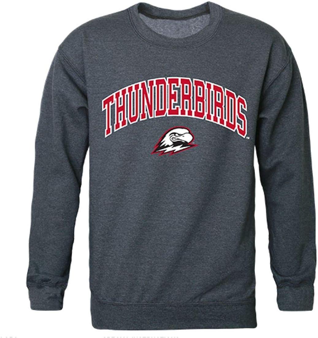 W Republic SUU Southern Utah University Campus Crewneck Pullover Sweatshirt Sweater Heather Charcoal