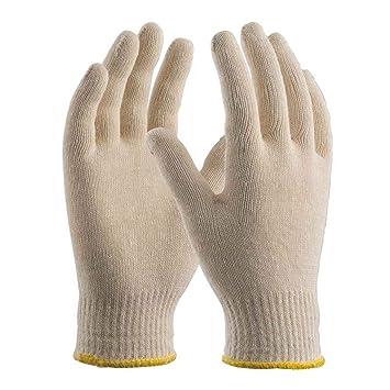 Orma 00112GC0U_12 - Guantes de trabajo, algodón natural: Amazon.es ...