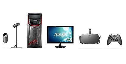 Oculus Rift + ASUS Oculus Ready G11CD-WS51 Desktop PC + ASUS 19 5