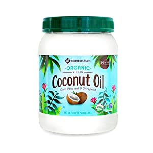 USDA Organic Virgin Coconut Oil 56 oz
