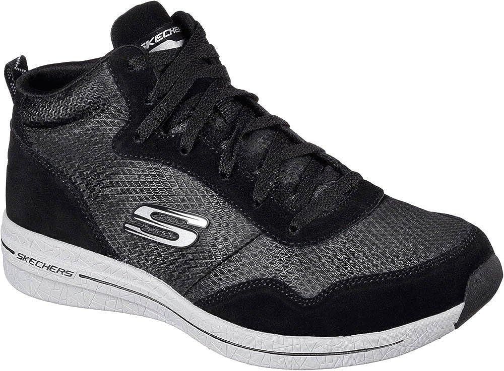 Noir 11 D(M) US Skechers Hommes's Equalizer 2.0-Swillin Décontracté chaussures