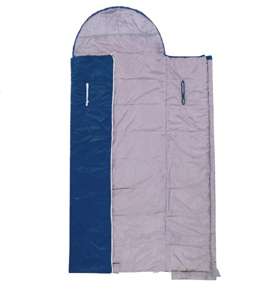 SHUIDAI Outdoorzubehör Erwachsene Erwachsene Erwachsene verdicken Dirty Schlafsack Ultralight Camping Double Indoor Cotton Offene Hand Schlafsack 822d41
