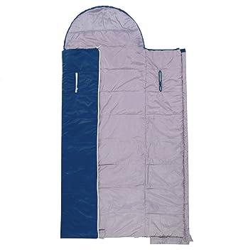 SHUIDAI Suministros para el exterior Adult Thicken Saco de dormir sucio Ultralight Camping Double Indoor Cotton Saco de dormir de mano abierta: Amazon.es: ...