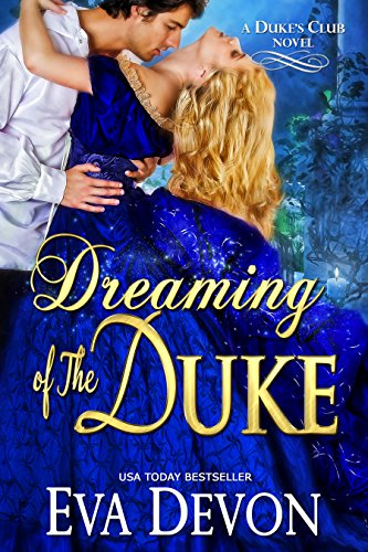 Dreaming of the Duke (The Dukes' Club Book 2) cover