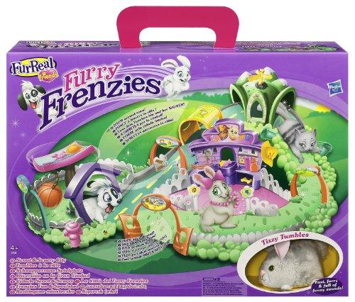 Hasbro - FurReal Friends 20728 - Furry Frenzies Schnuppernase-Spielplatz