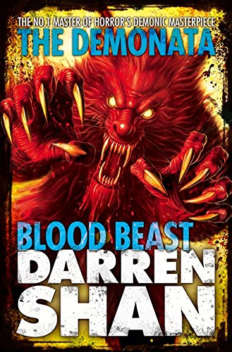 Blood Beast (The Demonata, Book 5) - APPROVED