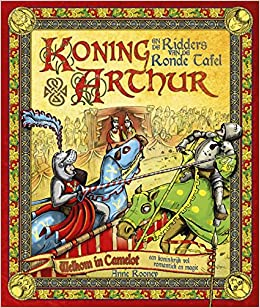 Ronde Tafel Koning Arthur.Koning Arthur En De Ridders Van De Ronde Tafel Druk 1 Amazon De