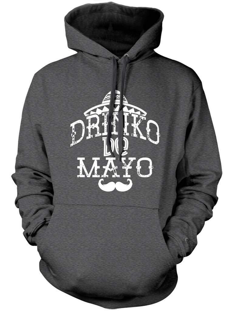 S Drinko De Mayo X Dark Heather Gray Shirts