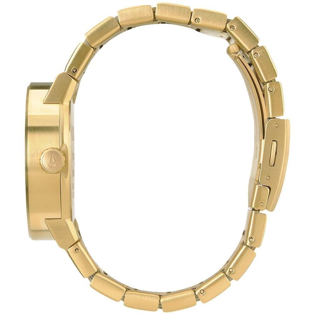 Amazon.com: Nixon Unisex Cannon Polished Gunmetal/Lum Watch: Nixon: Watches