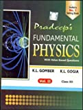 Fundamental Physics (Class-XII) (Set of Two Vols.) (Old Edition)