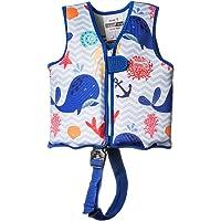 MUNDO PETIT - Chaleco Flotador de Ayuda a la flotabilidad Aprendizaje de la natación, Ideal para niños de 11 a 18 kg…