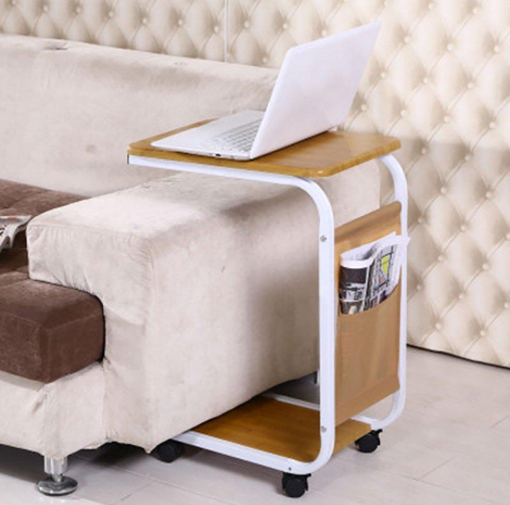 シンプルなミニモバイルサイドソファテーブル小さなコーヒーテーブル北欧ベッドサイドキャビネット小さなティーテーブルサイズ:30 * 45 * 65センチメートル (色 : A) B07F84JKWW A A