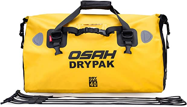 Multifunctional Waterproof Motorcycle Travel Hiking Outdoor PVC Dry Sack Bag 30L