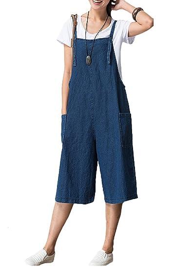 grande remise fabrication habile offre spéciale Landove Combinaison Femme Ete Vintage Hippie Chic Jupe ...