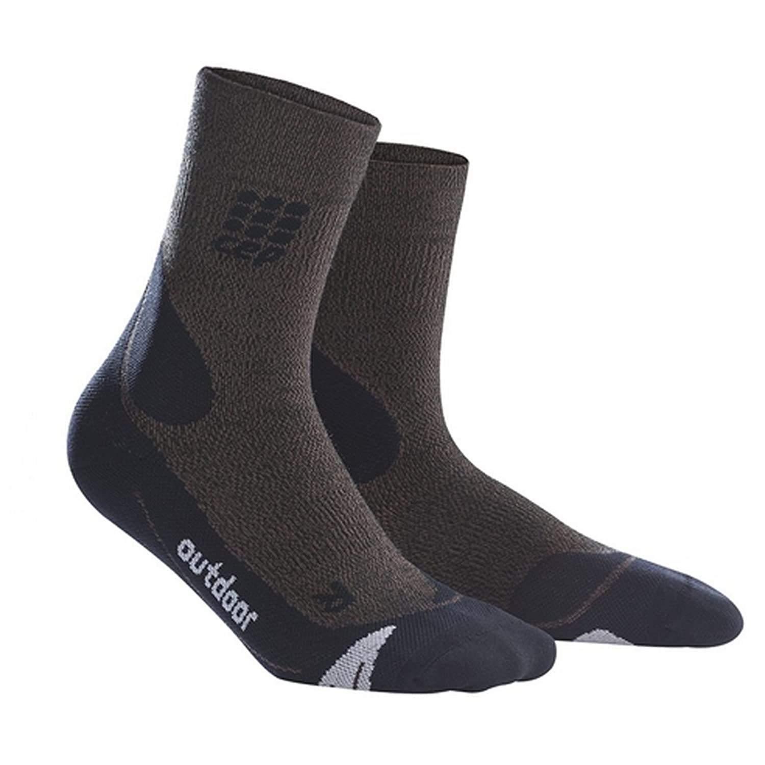 CEP Dynamic+ Outdoor Merino Mid-Cut Socken
