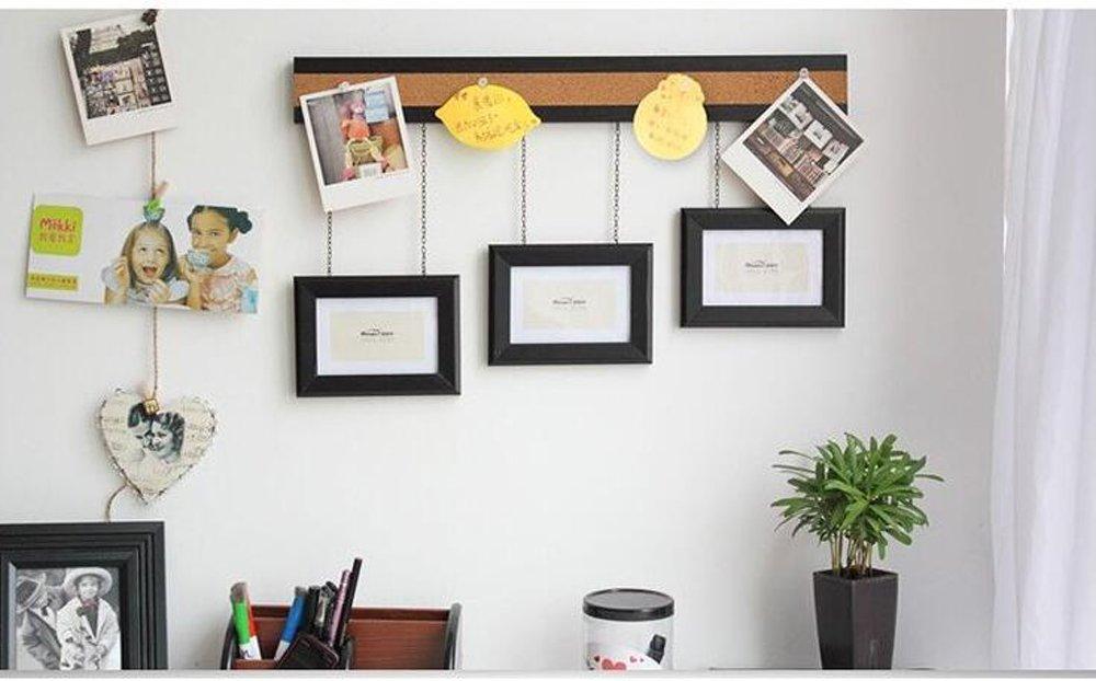 Modernes Wandtattoo Bilderrahmen für Wohnzimmer Aufhängen Display ...