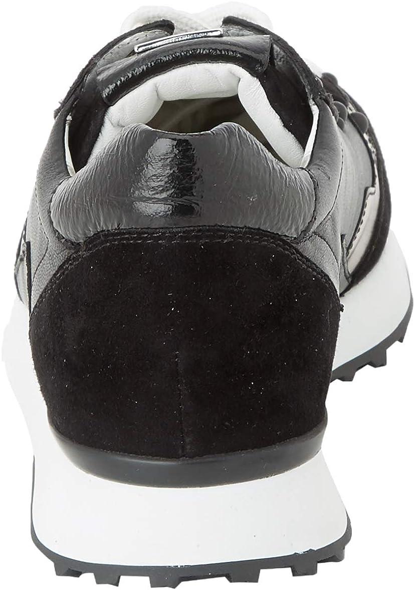 HÖGL Athletic, Basket Femme Noir 0100