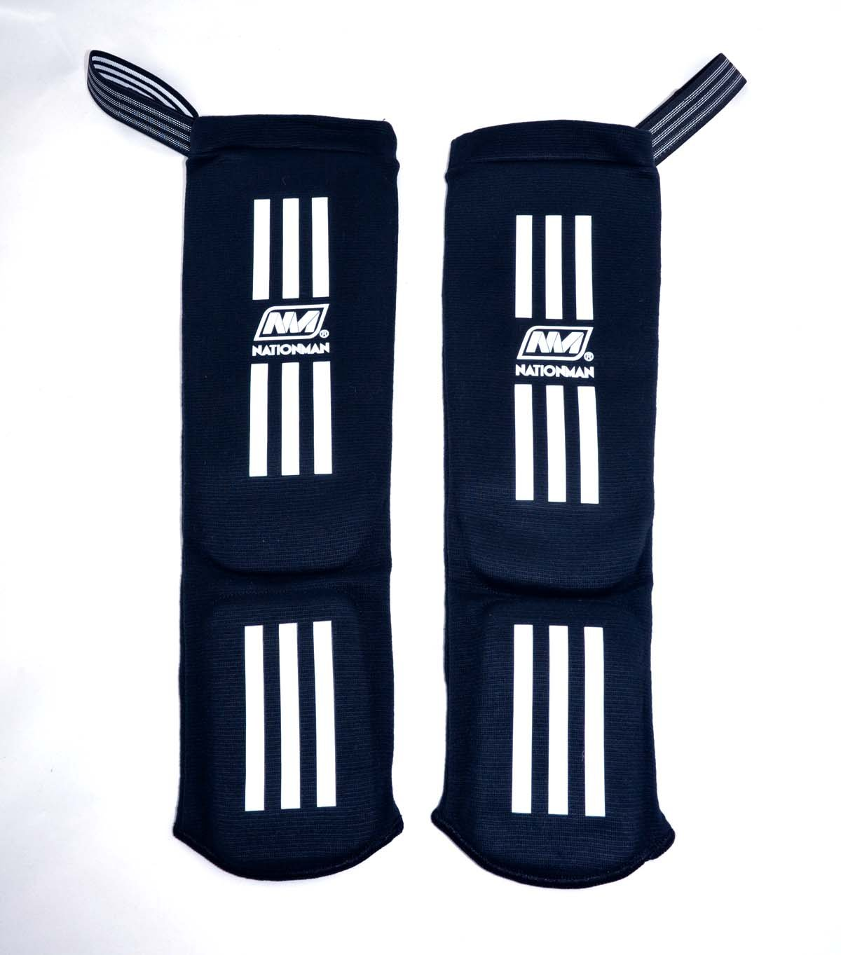 (Blue) - Nationman Muay Thai - Boxing Shin Shin protectors : Nationman Blue B007Q12ACM, ファランセビス:7cb1112d --- capela.dominiotemporario.com