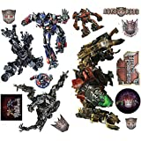Transformers Revenge Fallen 27pc Wall Sticker Set