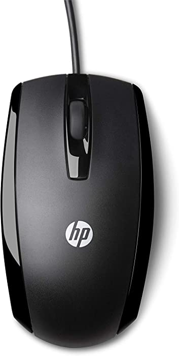 HP x500 Optical Wired USB Mouse