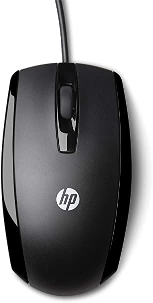 HP x500 Optical Wired USB Mouse Mice