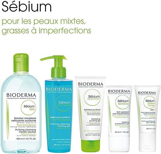 Bioderma Sebium H20 Solution Micellaire Set Cosmética - 1 Pack: Amazon.es: Belleza