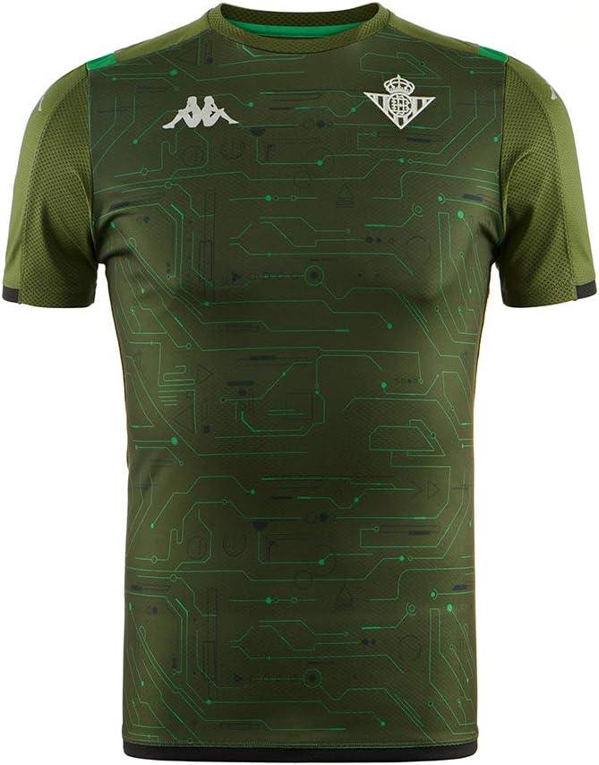 Kappa - Betis Camiseta ENTRENO VE 19/20 Hombre