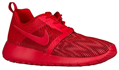 new style a2ada 0474b Nike Boy's Roshe One Flight Weight (GS) University Red