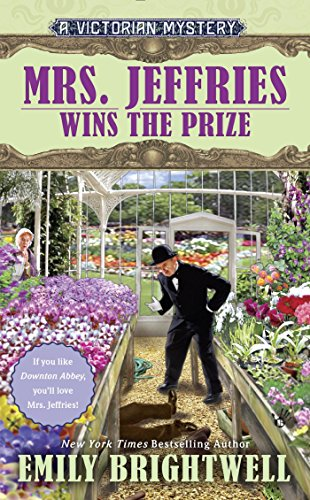 Mrs. Jeffries Wins the Prize (A Victorian Mystery)